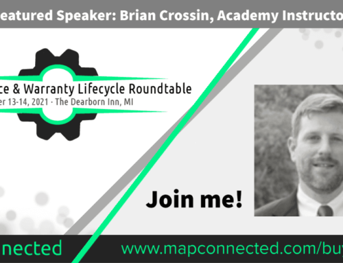 Brian Crossin Academy Instructor at NADA tells us how to create fresh prospects and loyalty with an exceptional warranty experience