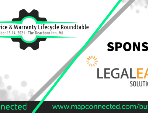 LegalEase Solutions joins as sponsor for Vehicle Service & Warranty Lifecycle Roundtable